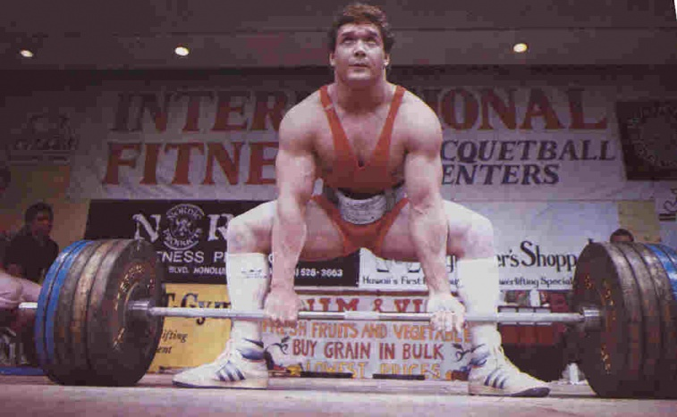10 Things I Learned Training With Powerlifting Legend Ed Coan